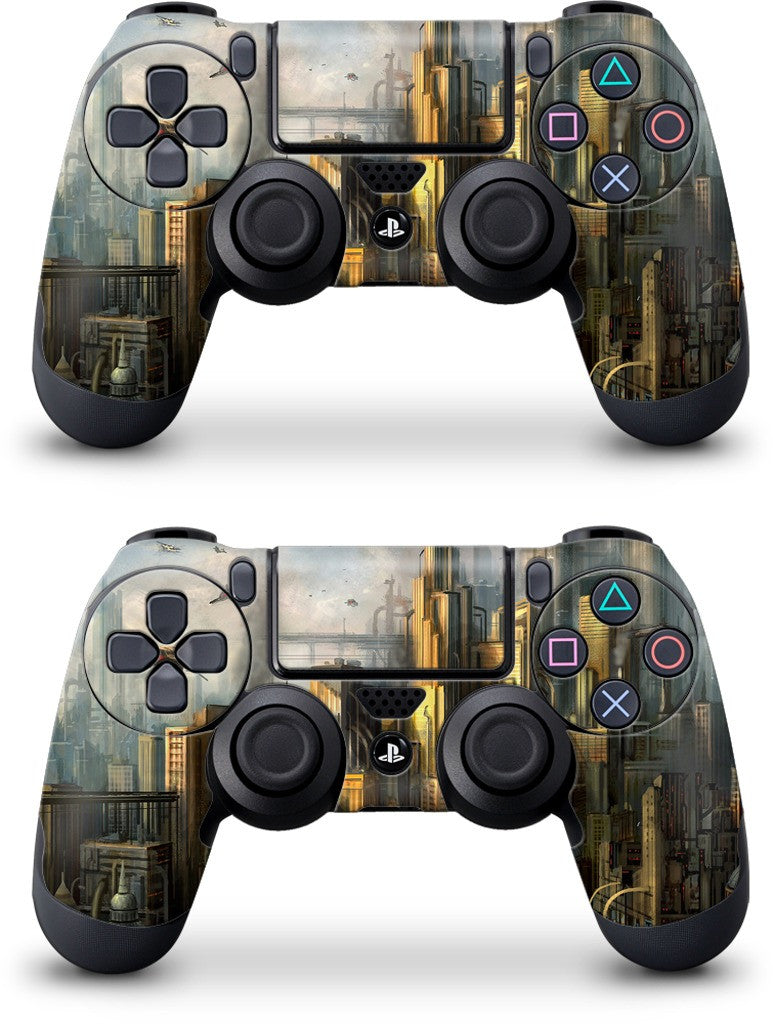 Metropolis PlayStation Skin