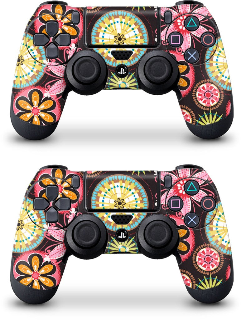 Carnival Bloom PlayStation Skin