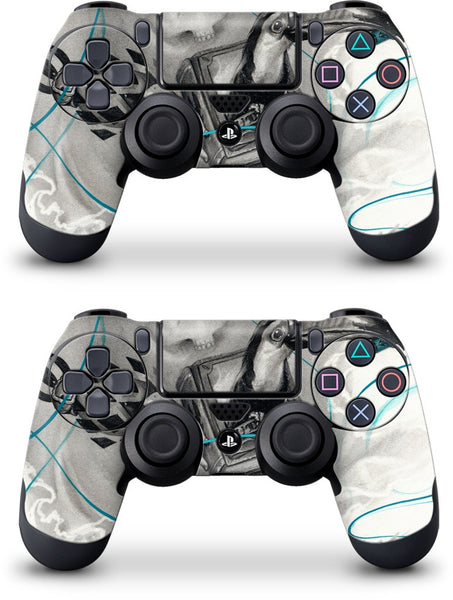 3 Lil Fishies PlayStation Skin by Greg 'Craola' Simkins | GelaSkins