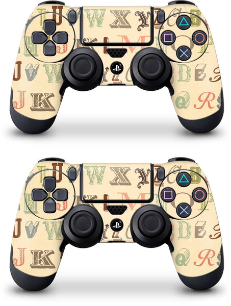 Calligraphy PlayStation Skin