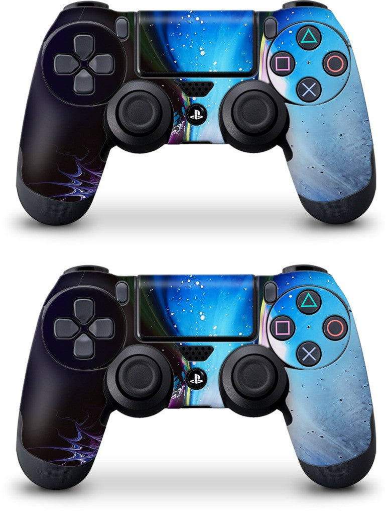 Blue Shift PlayStation Skin