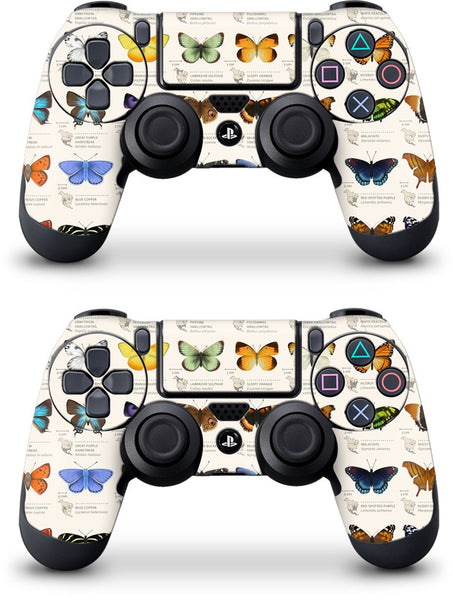 42 North American butterflies PlayStation Skin by Eleanor Lutz | GelaSkins