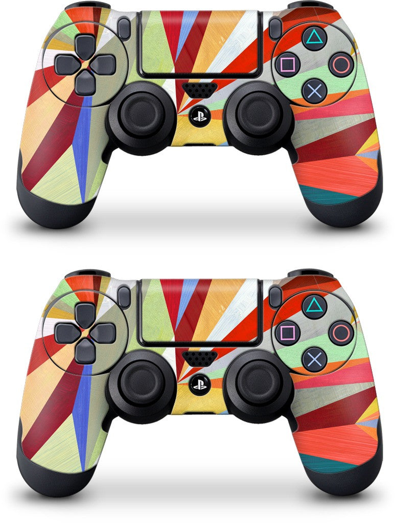 Paper Airplanes PlayStation Skin