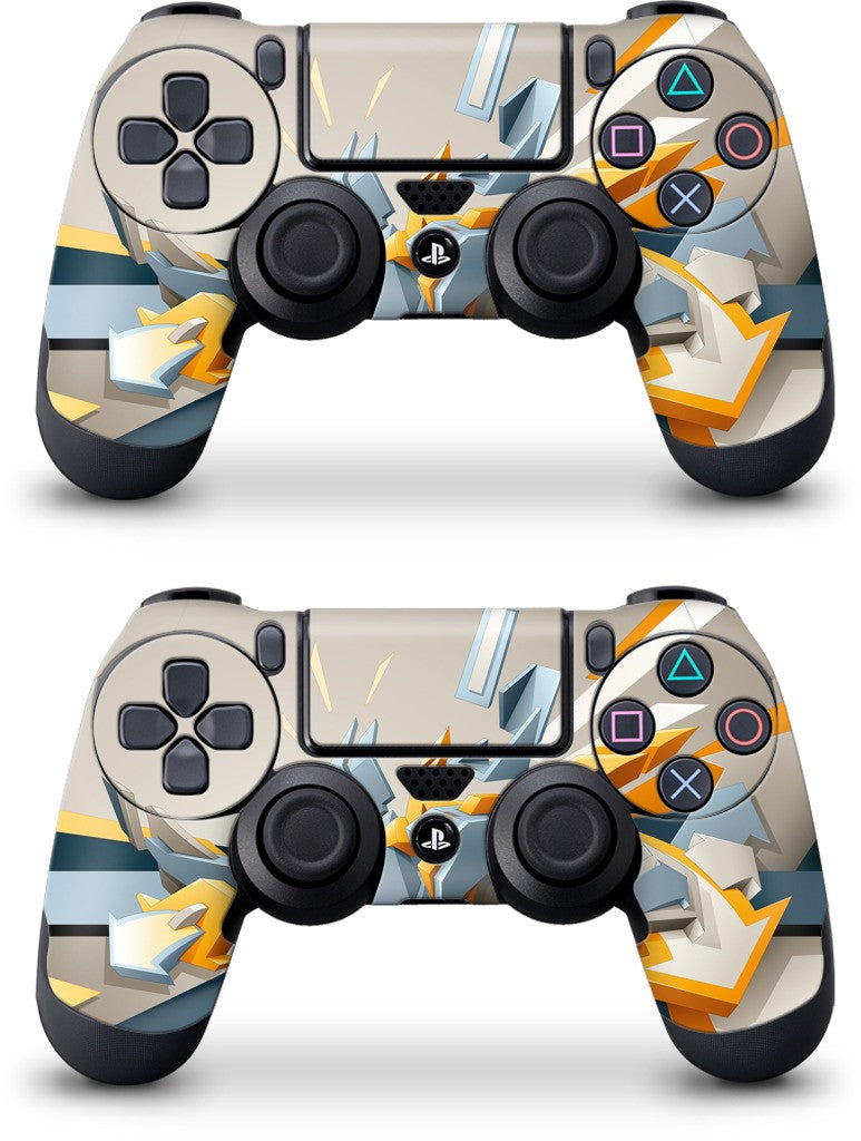 All Directions PlayStation Skin by DAIM | GelaSkins