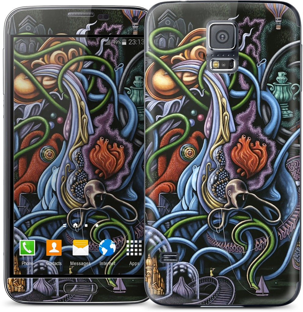 The Glass Menagerie Samsung Skin