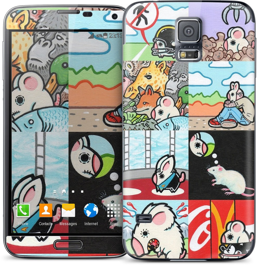 Rat Pack Vol. 1 Samsung Skin