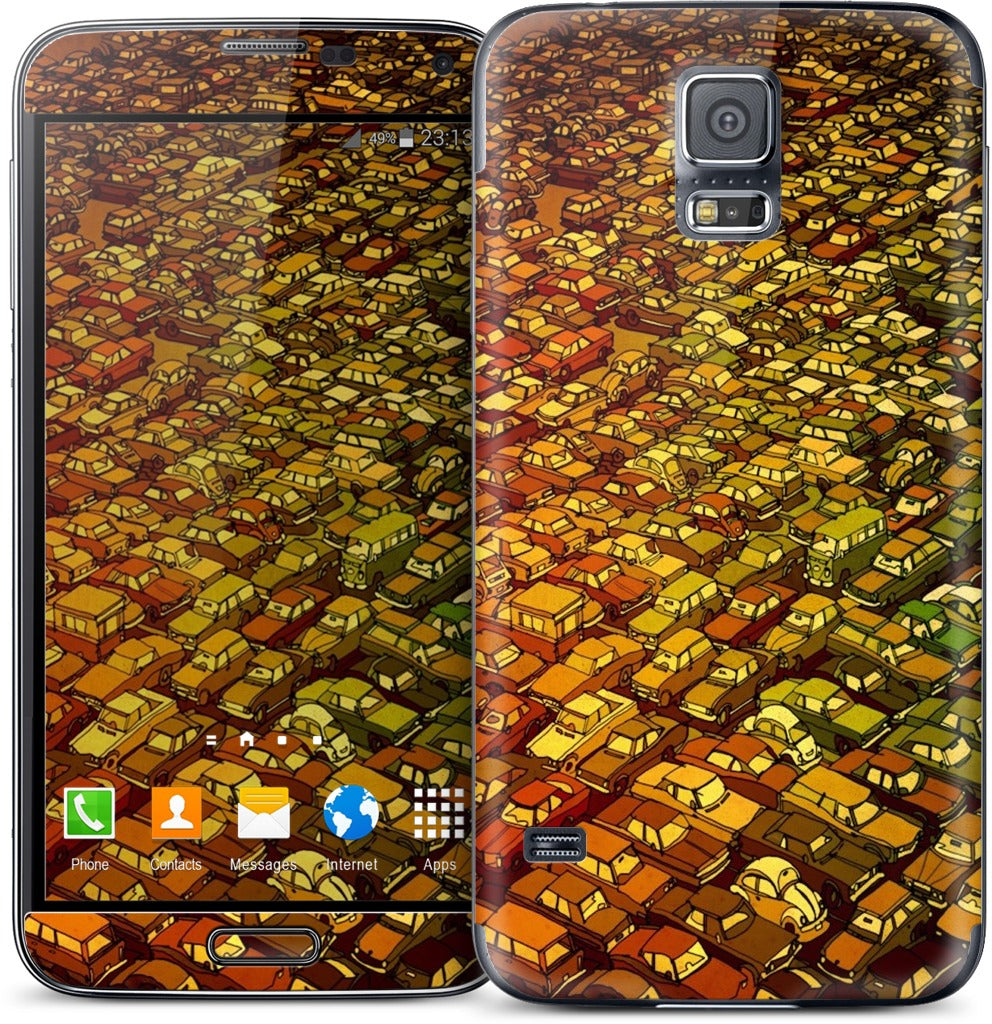 Rush Hour Traffic Samsung Skin