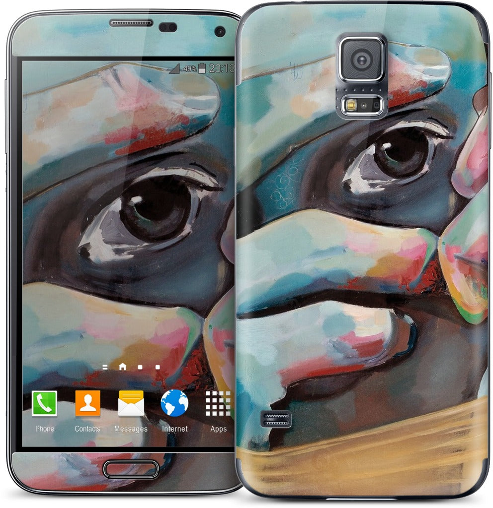Sunset Samsung Skin