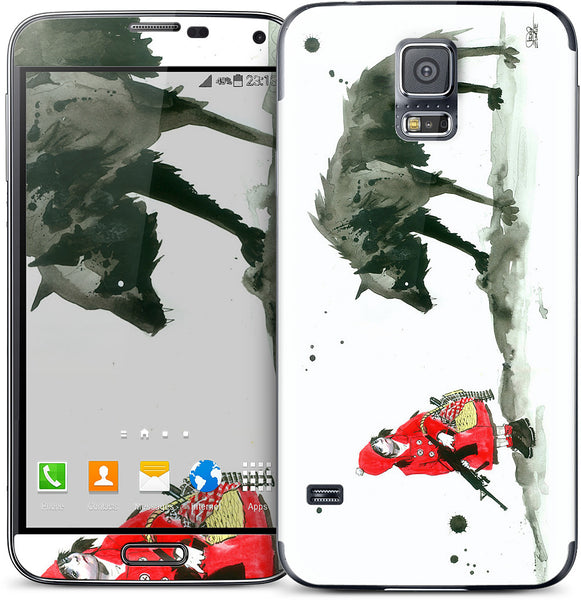 Red Riding Hood Samsung Skin