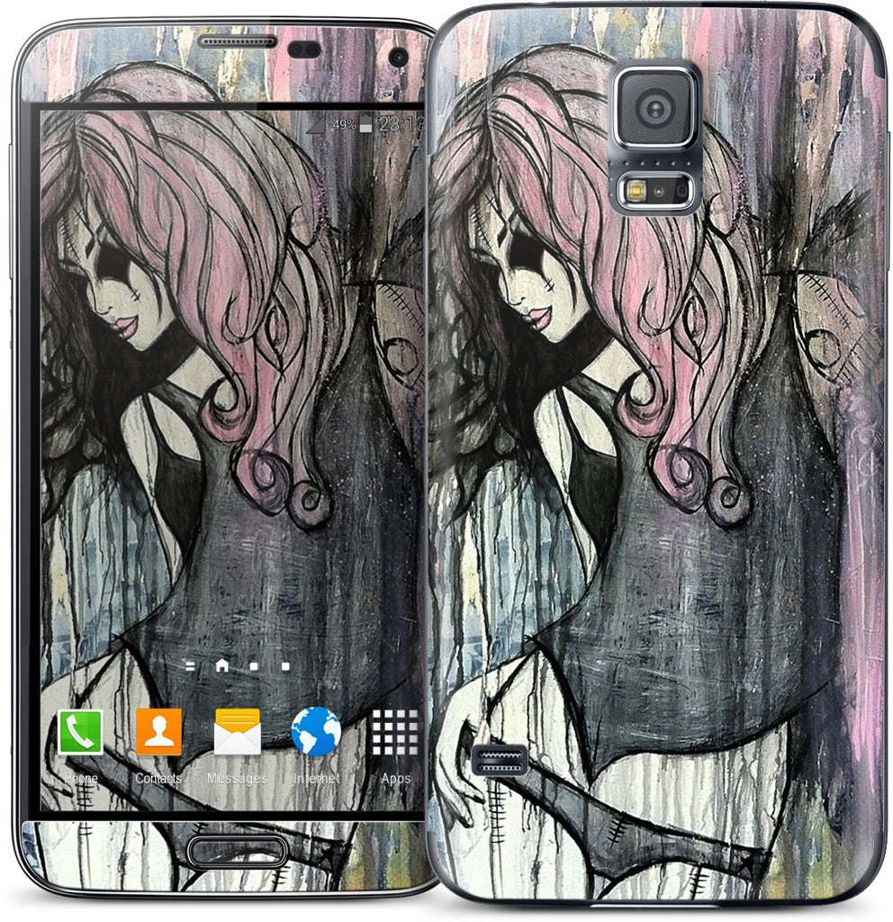 Angel Samsung Skin