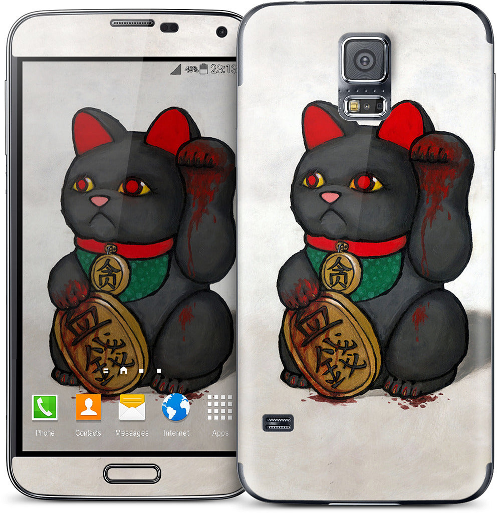 Blood Money Samsung Skin