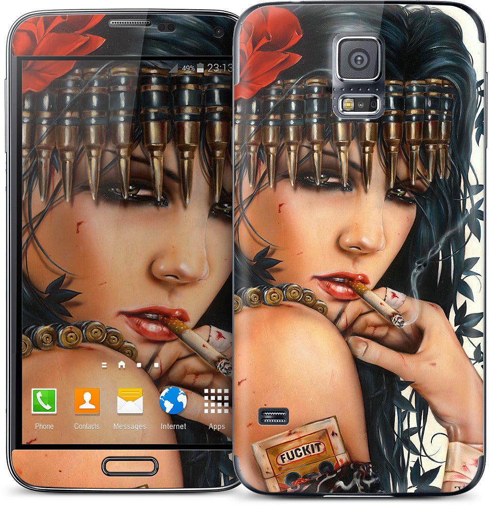 War Child Samsung Skin
