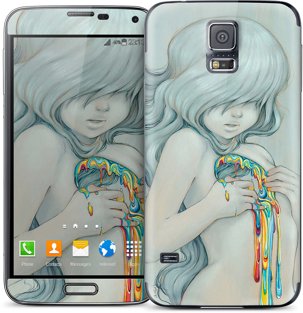 Beyond The Rainbow Samsung Skin
