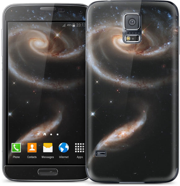 A Rose Of Galaxies Samsung Skin