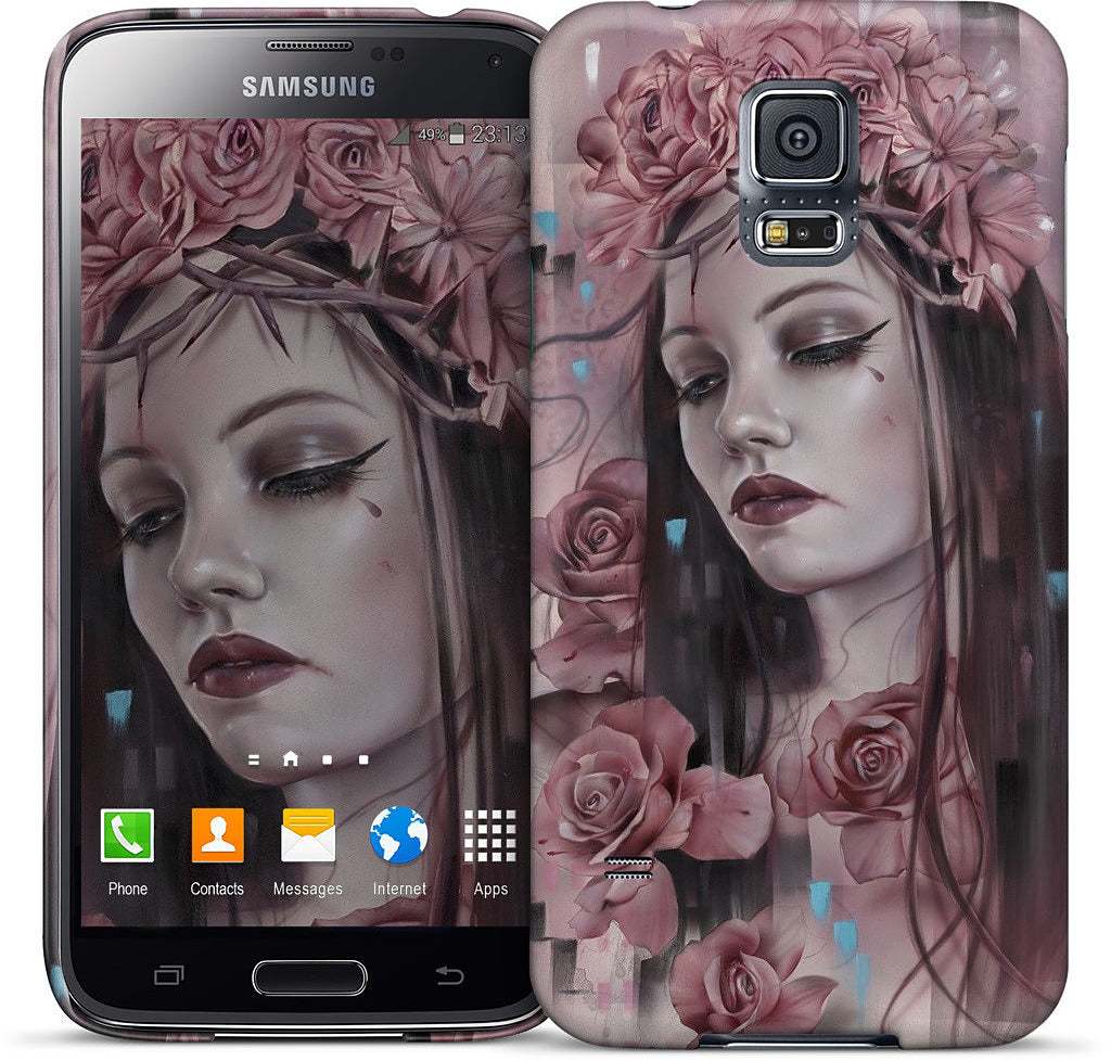 Mourning Samsung Case
