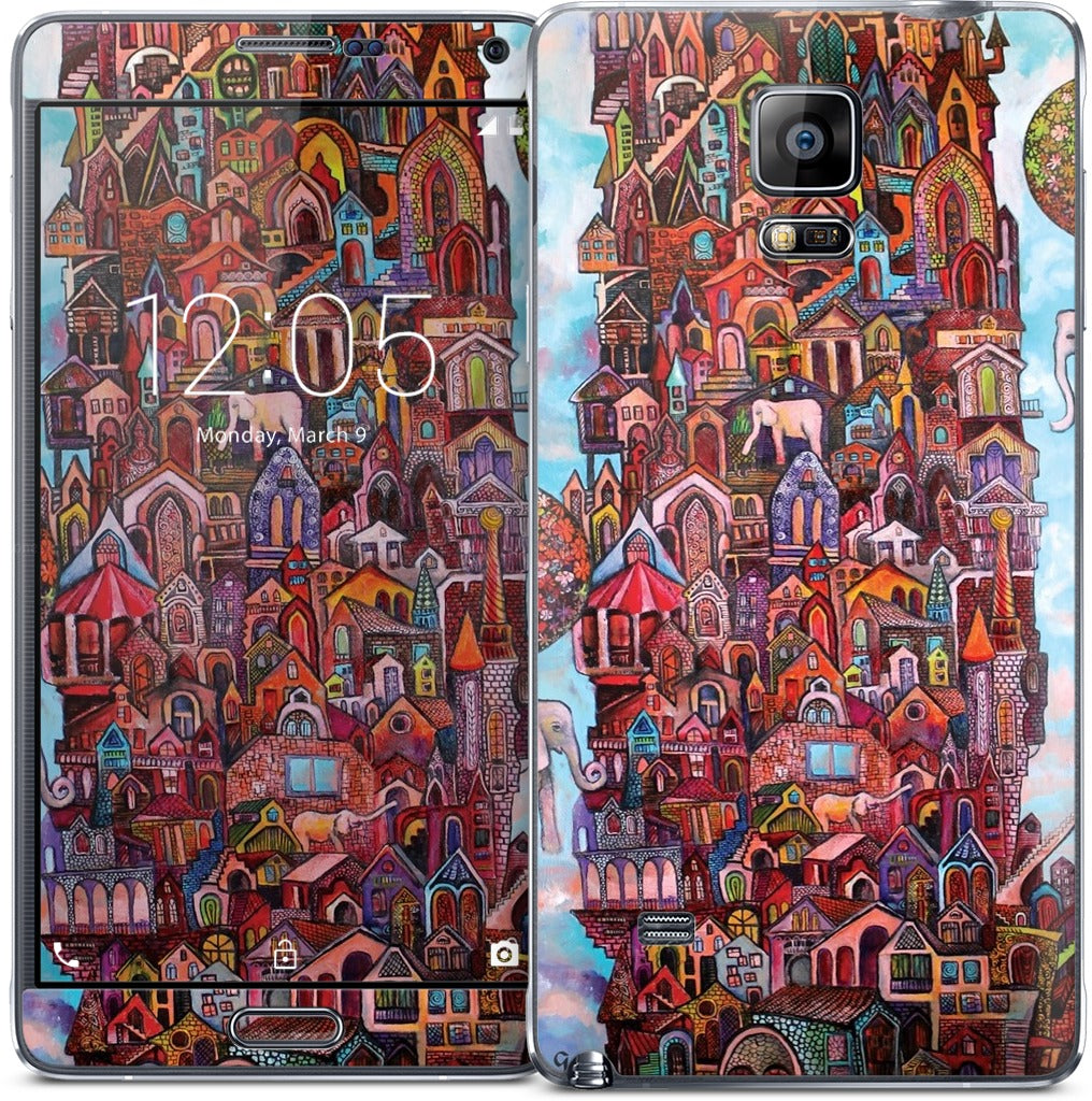 """No Name City"" Samsung Skin"
