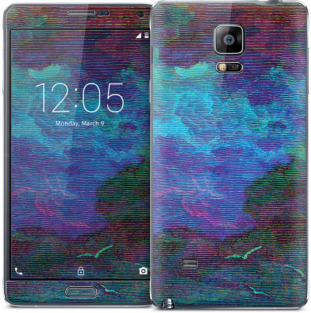 Atmospheric 9 Samsung Skin