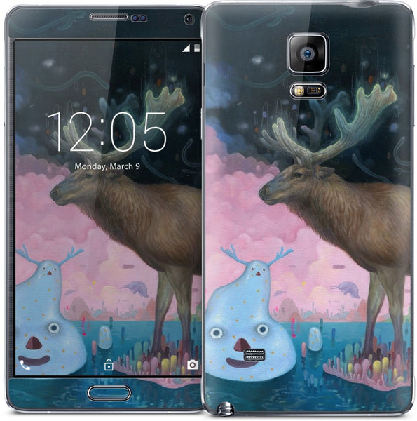 A Believer on the Surface Samsung Skin