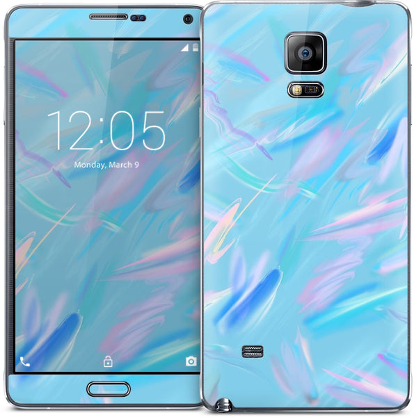 Cloud Cover Samsung Skin