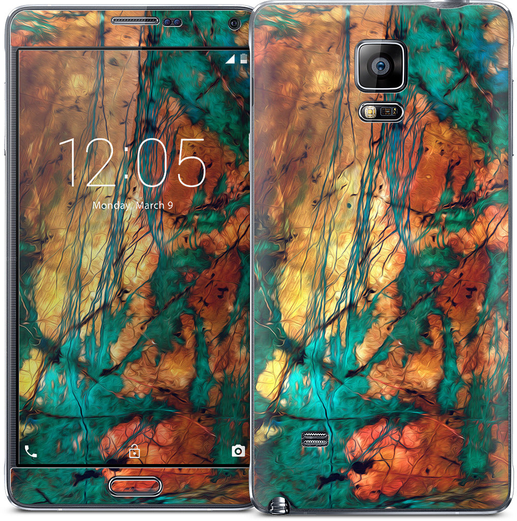 Petrified Mood Samsung Skin