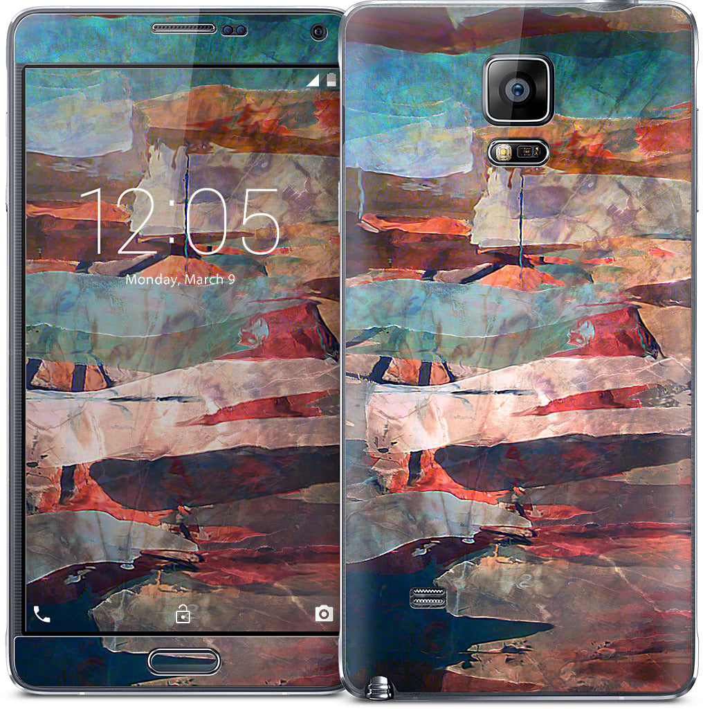 Sunset Strips Samsung Skin