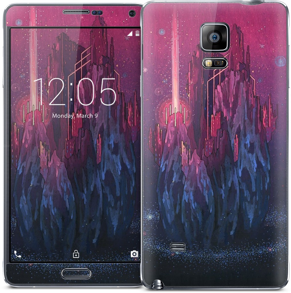 Space Fortress Samsung Skin