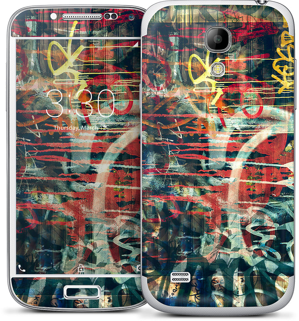 Graffiti Junior Samsung Skin