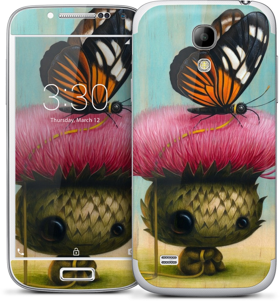 Mr. McPrickles Samsung Skin