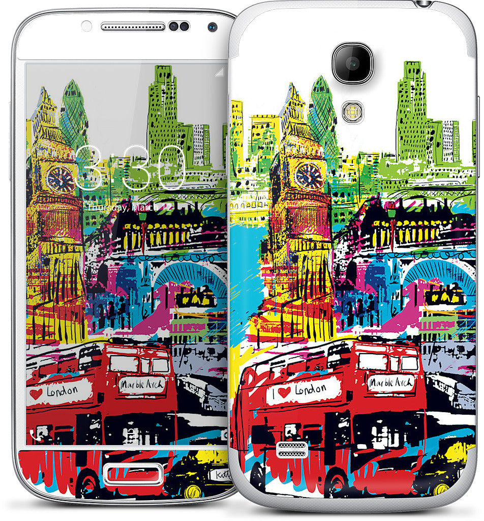 London Skyline Samsung Skin