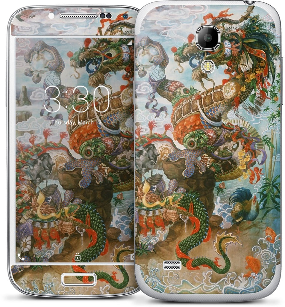Brewing The Yangze Samsung Skin