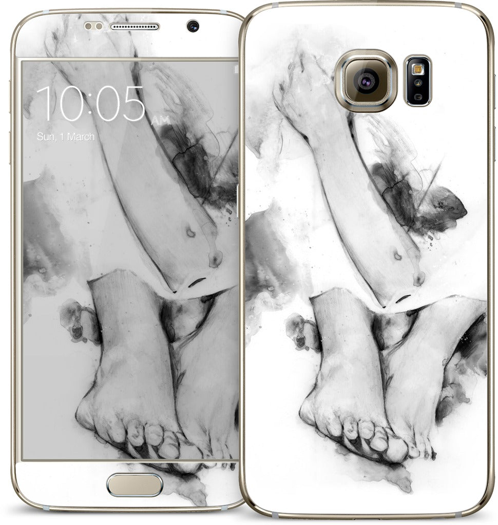 body parts in simulacra   Samsung Skin