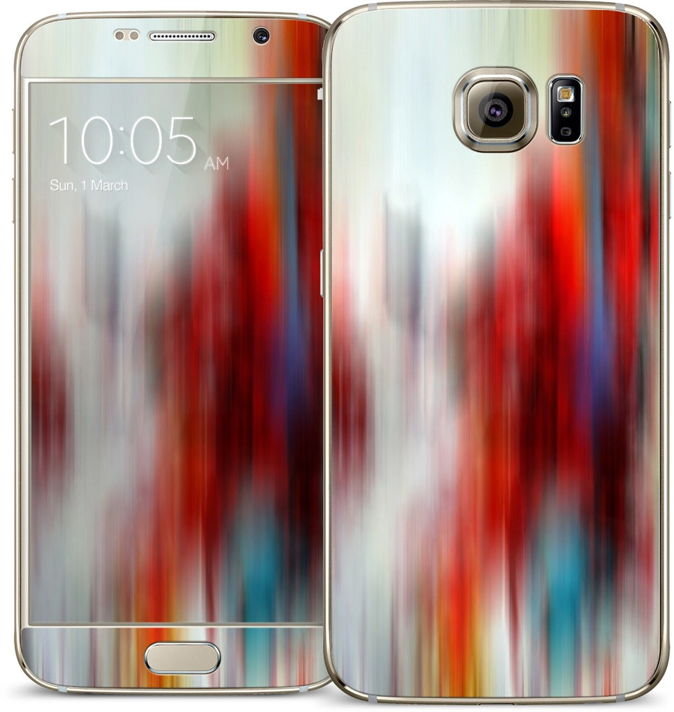 Color In Motion 3 Samsung Skin