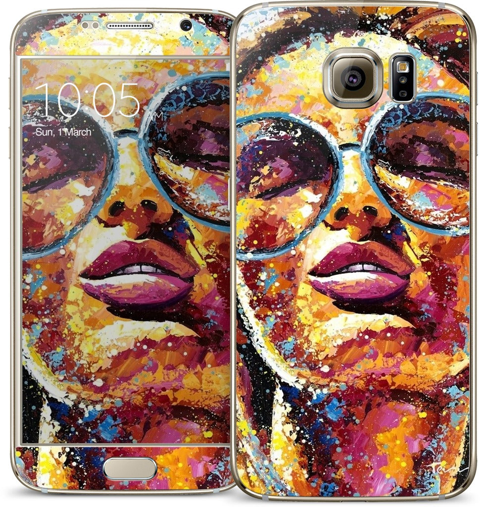 Summer Of Love Samsung Skin