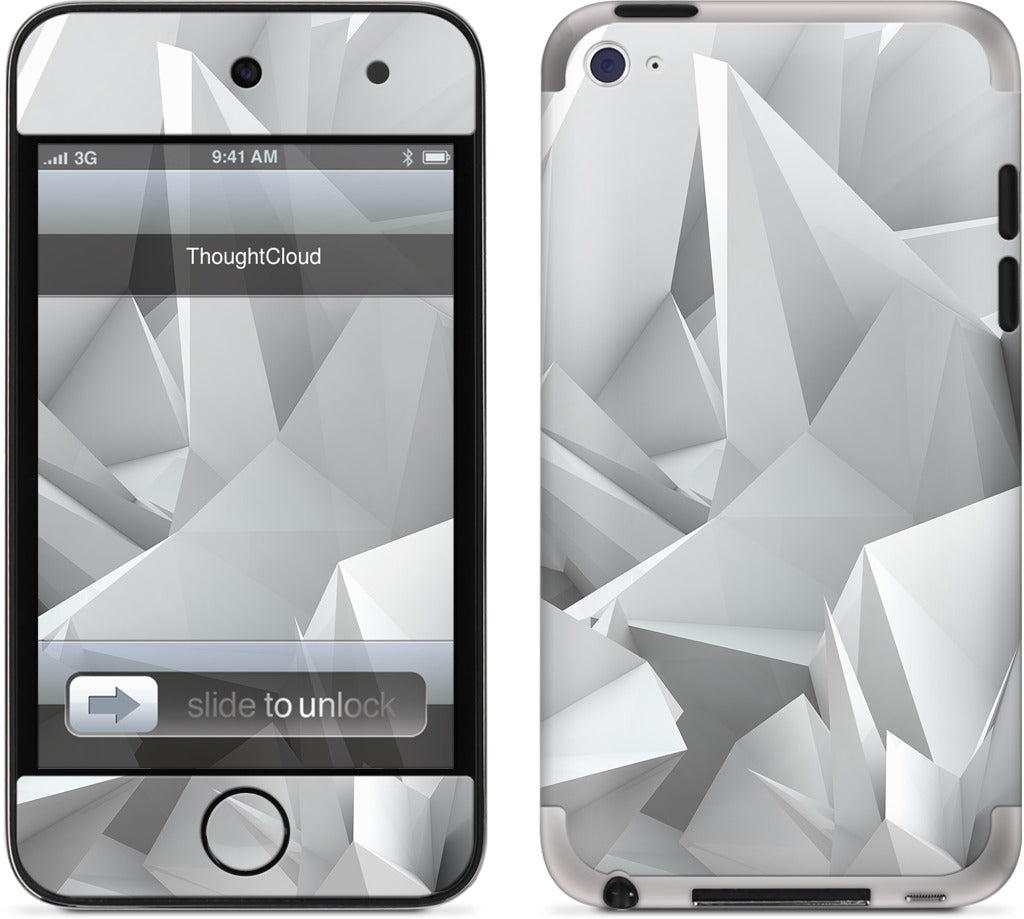 White Noize iPod Skin