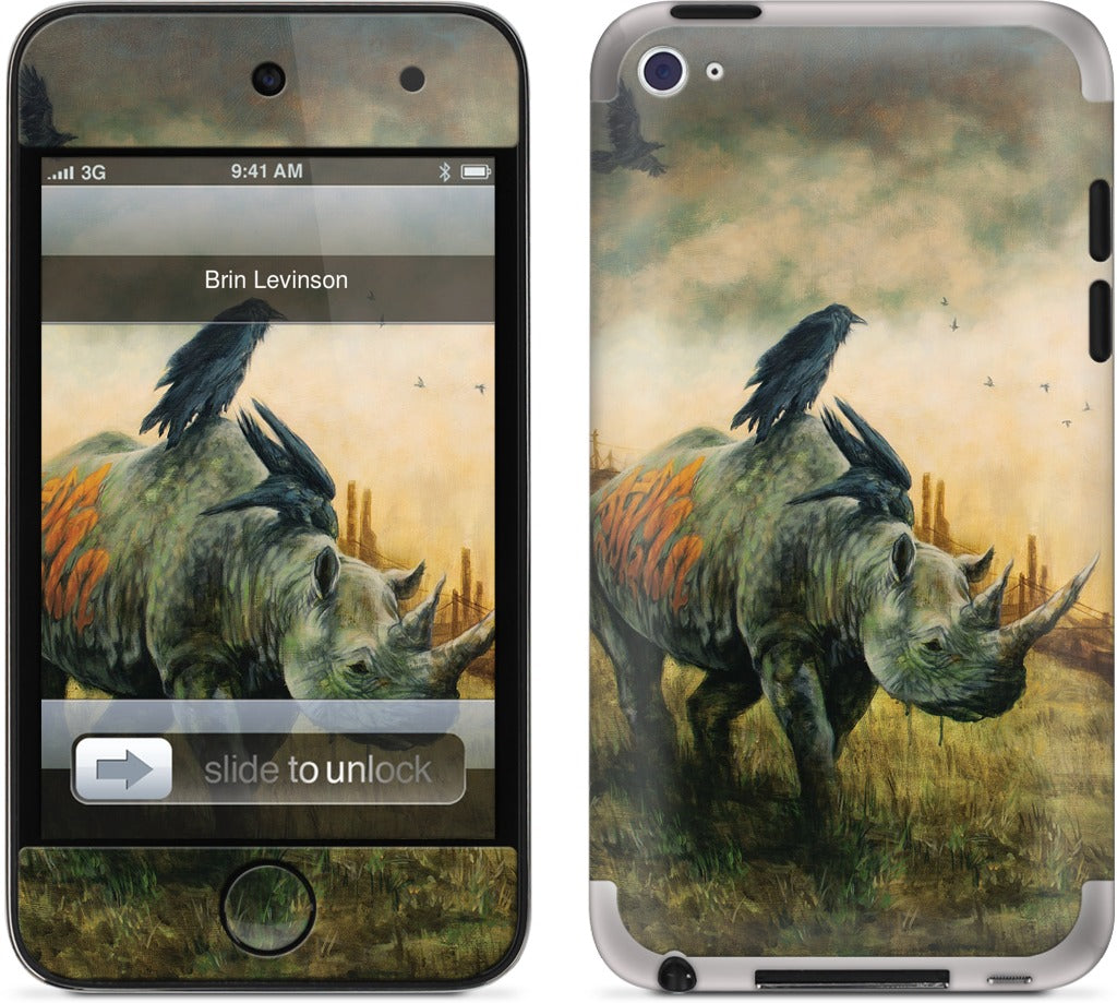 """Empire Builder"" iPod Skin"