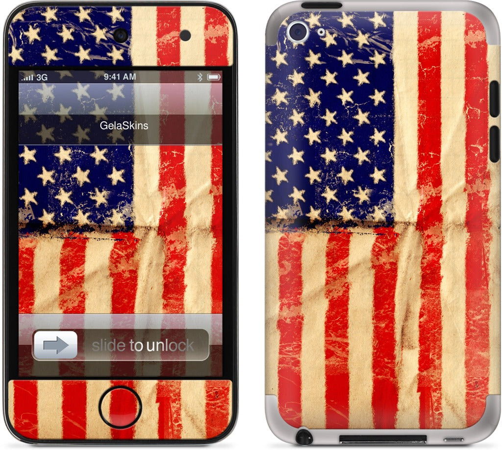Stars and Stripes iPod Skin