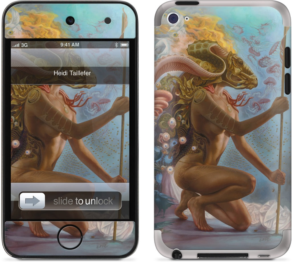 Angels iPod Skin