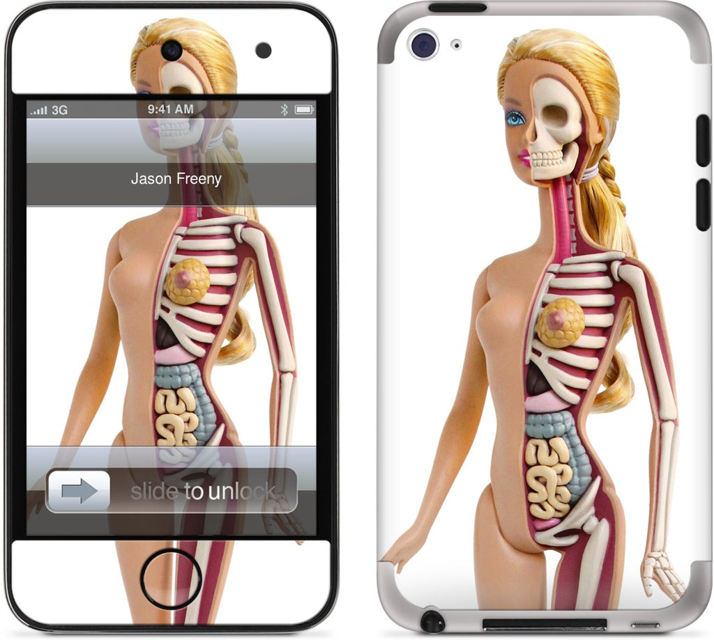 Barbie iPod Skin