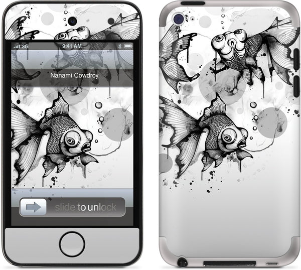 Blow Fish iPod Skin