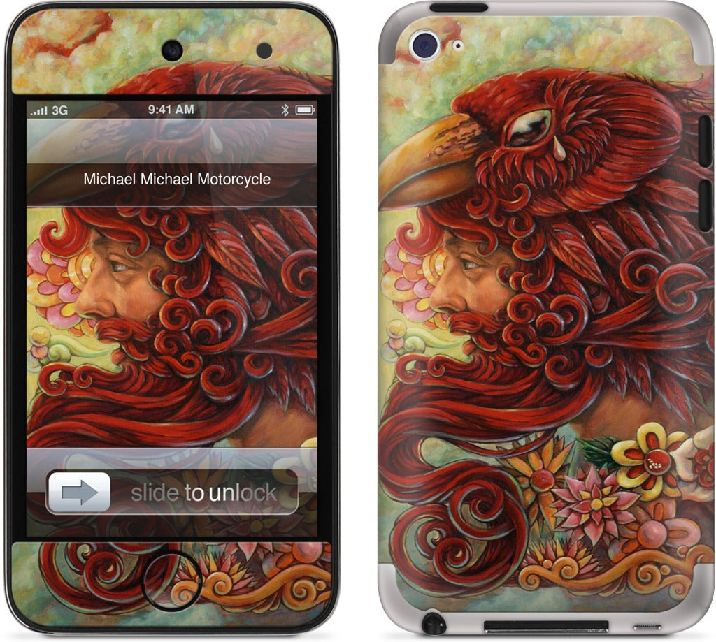 California Man iPod Skin