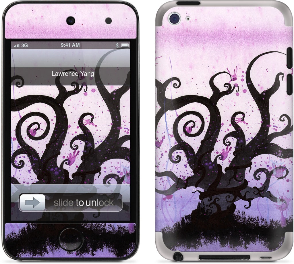 Growth iPod Skin
