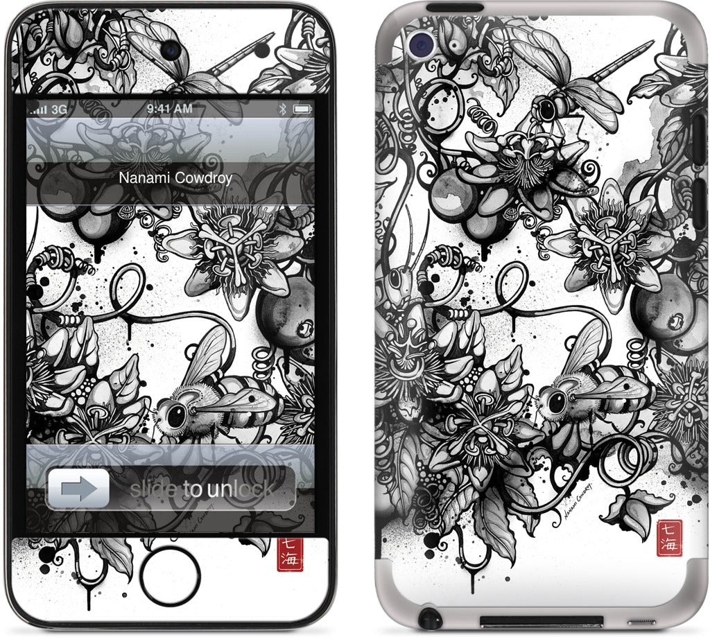 Inksects iPod Skin