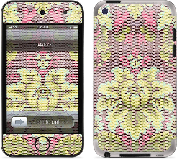 Damask Dot iPod Skin