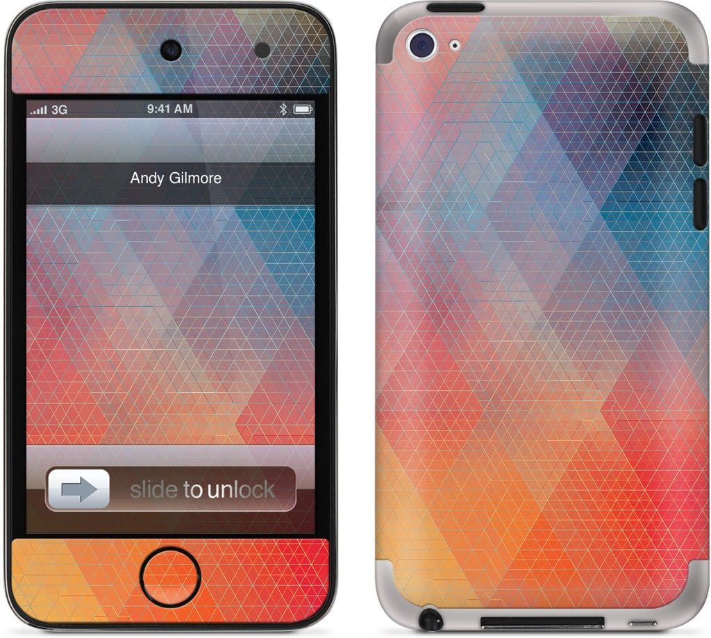 Digitalis iPod Skin