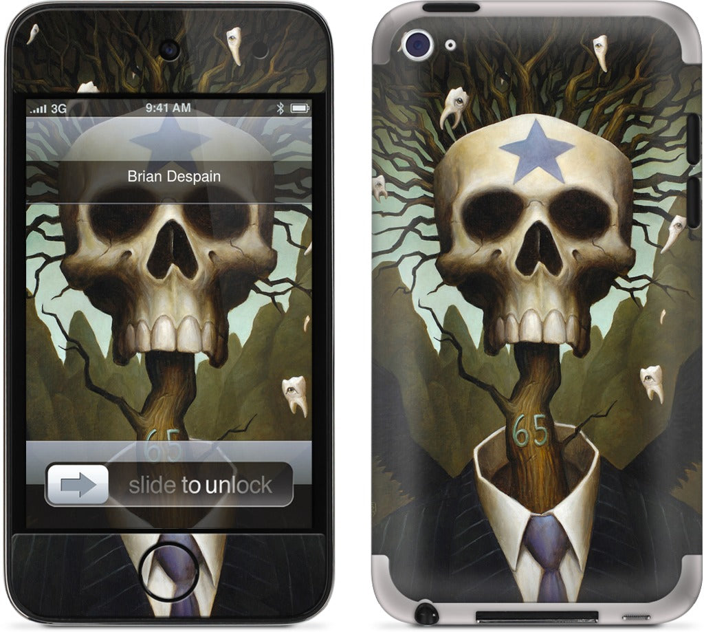 The Dream iPod Skin