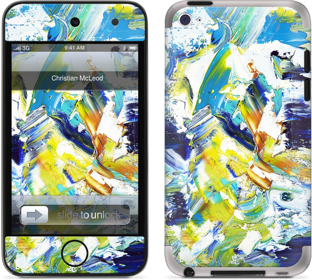 Sky Dreams Again iPod Skin