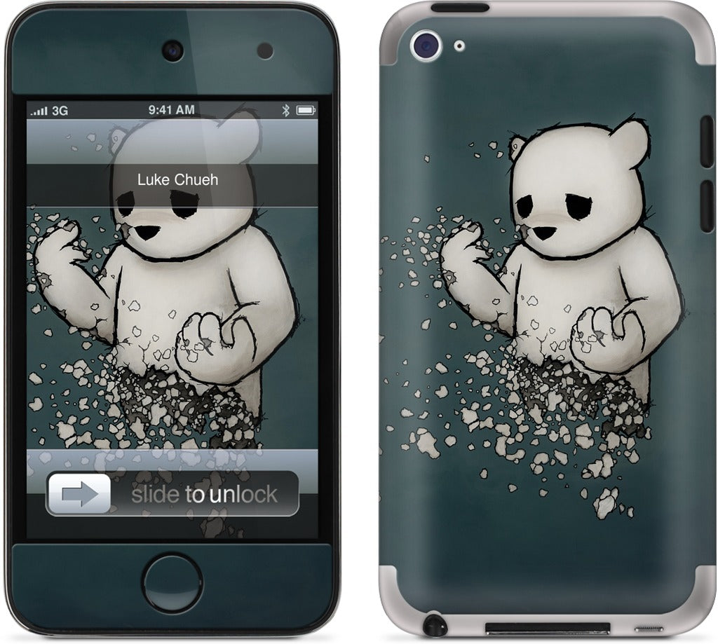 Disintegration iPod Skin