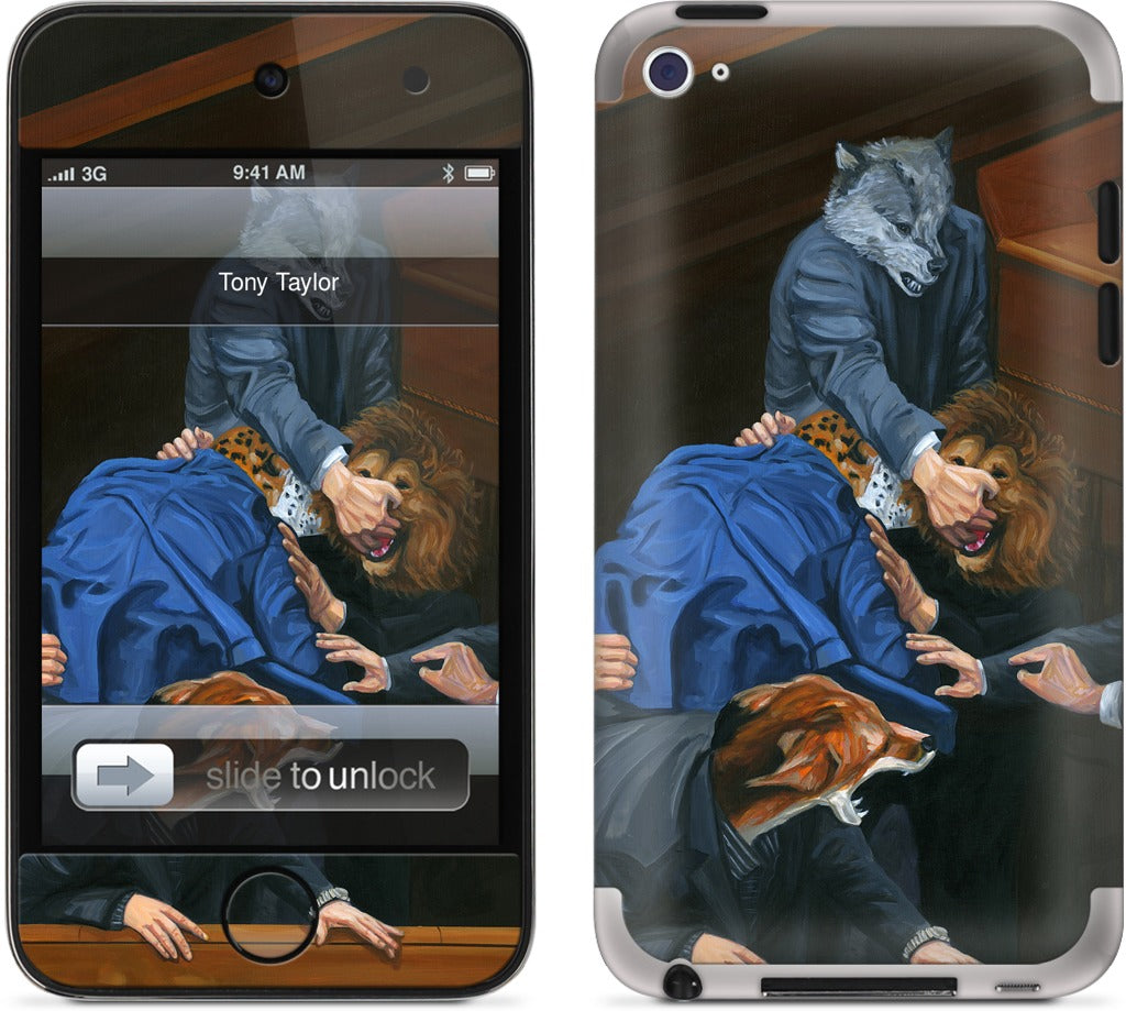 Democracy In Action iPod Skin