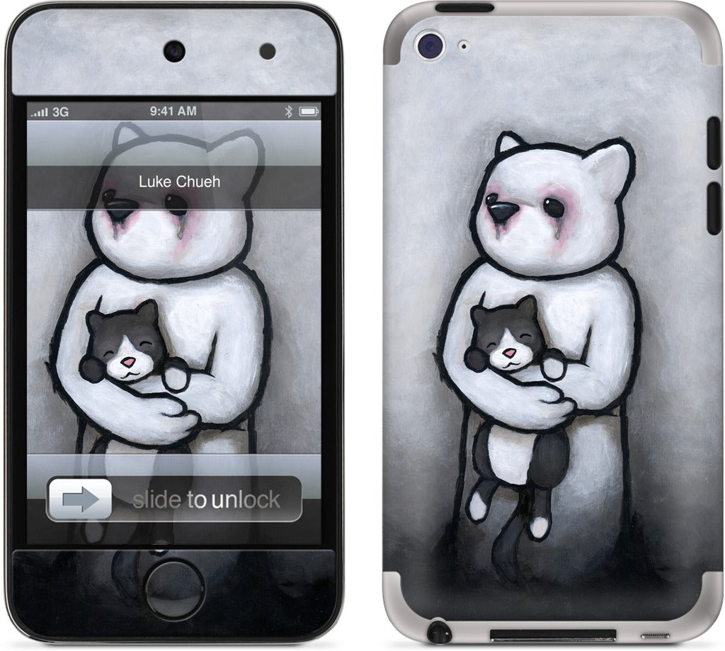 Love & Allergies iPod Skin