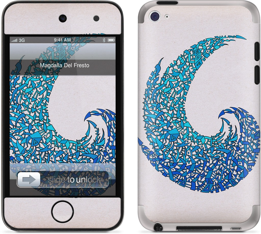 - new wave - iPod Skin